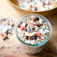 Deluxe Tropical Trail Mix