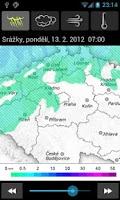 Screenshot of Předpověď počasí - Aladin
