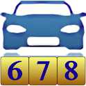 Mileage Log icon