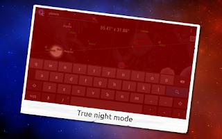 Screenshot of Vortex Planetarium
