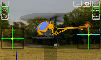 Screenshot of Indoor Heli Sim 3D Free