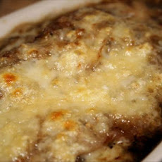 French Onion Soup, Emeril Style! Delish!