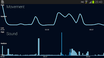 Screenshot of SleepBot - Sleep Cycle Alarm