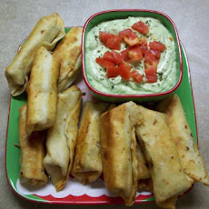 Chili's Southwest Egg Rolls