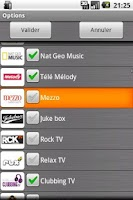 Screenshot of Freebox Control - Telecommande