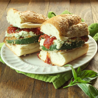 Vegetarian Zucchini Sandwich Recipes