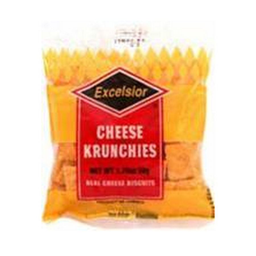 Excelsior Cheese Krunchies