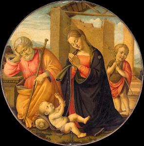 RIJKS: Meester Allegro: painting 1515
