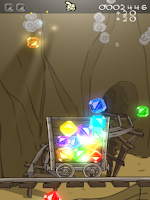 Screenshot of GemDrop Free