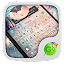 Free Download Free Glass GO Keyboard Theme APK for Samsung