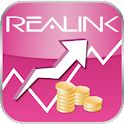 Realink iExcite 股票期貨報價交易 icon