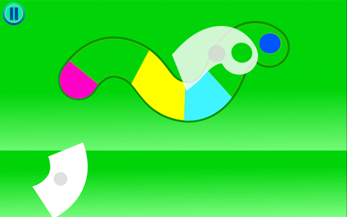 Wee Kids Shapes Free - screenshot