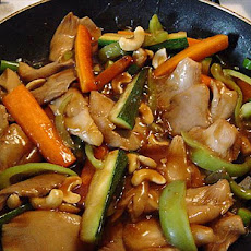 Heather's Stir-Fry Sauce