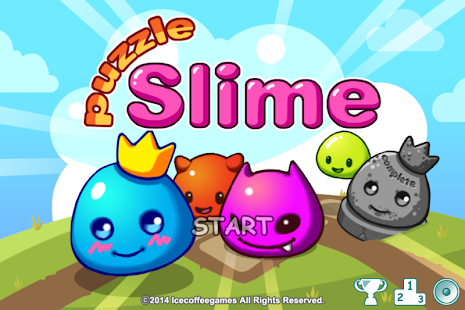 Puzzle Slime - screenshot