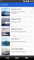 Screenshot of Cols Bleus - Marine nationale