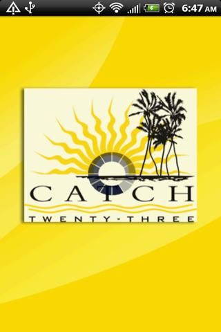 Catch Twenty-Three