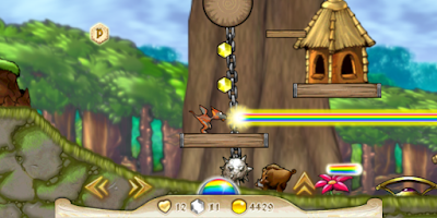 Screenshot of PEP the dragon
