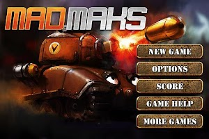 Screenshot of Mad Maks Full