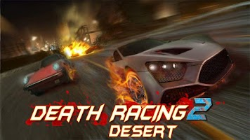 Screenshot of Death Racing 2: Desert