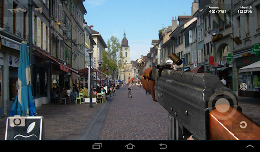 Gun Camera 3D APK for Ubuntu