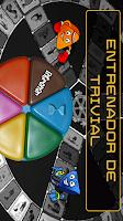 Screenshot of Entrenador de Trivial