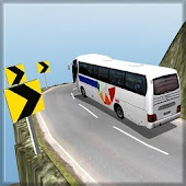 Real Bus Simulator 2017 Mountain