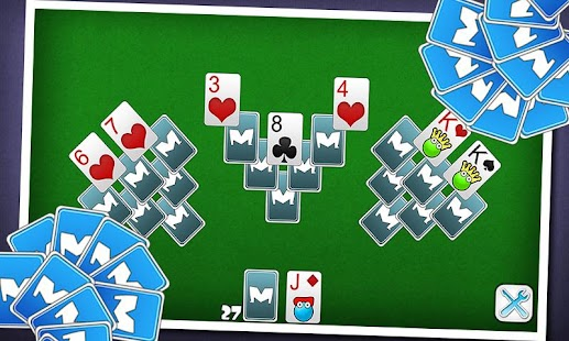 Go download free similar to tripeaks solitaire free pyramid solitaire