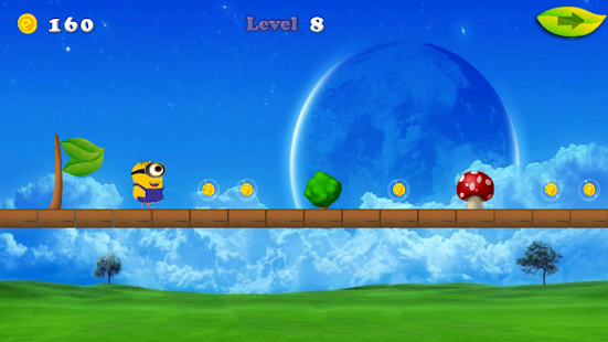 Minion Run and Jump - screenshot