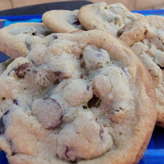 Chocolate Chip Cherry Cookies