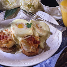 Country Breakfast Benedict