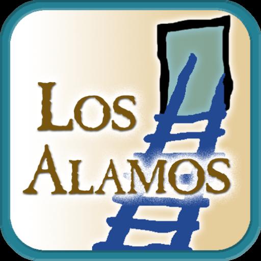 Los Alamos Chamber of Commerce LOGO-APP點子