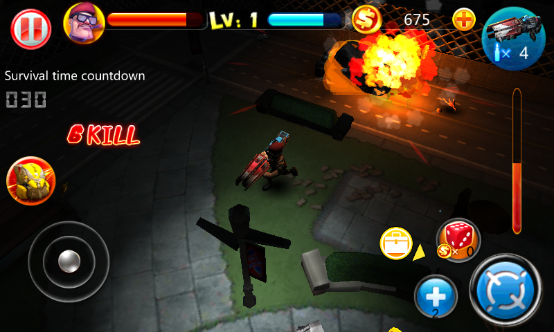 Zombie Craze Screenshot 1