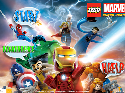 Anders And – LEGO® Marvel™ S.. - screenshot