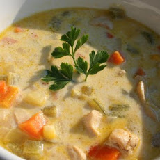 Crock Pot - Chicken Corn Chowder