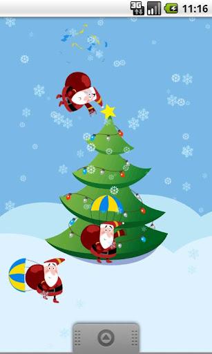 Funny Santas Christmas FREE