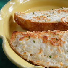 Max's Killer Garlic Bread