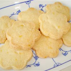 Almond Shortbread II