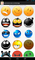 Screenshot of Cute Emotion Chat Social