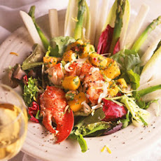 Lobster-Mango Salad