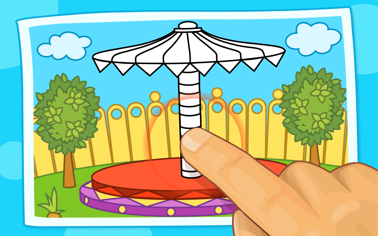 Kids Tap and Color Screenshot 11