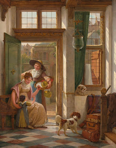 RIJKS: Abraham van Strij (I): painting 1816