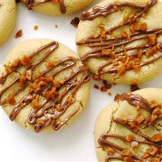 Toffee Sandwich Cookies