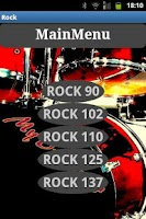 Screenshot of MyDrummer  Acustic Drum Loops