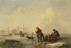 RIJKS: Theodor Hildebrandt: painting 1844