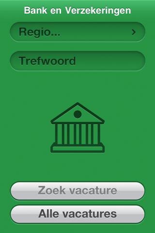 Vacatures Bank en Verzekering