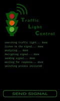 Screenshot of Traffic Light Control