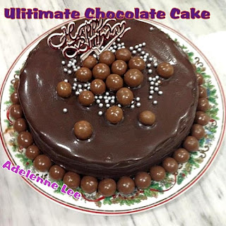 Ultimate Chocolate Cake