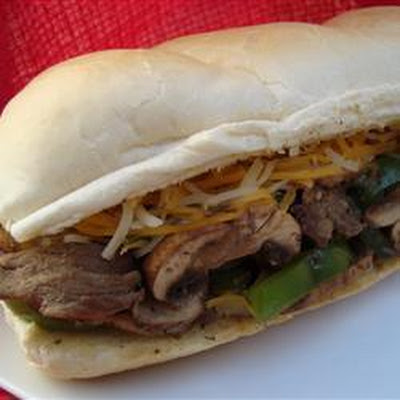 Easy Steak Sandwich