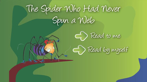 The Spider Who Had Never Spun