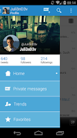 Screenshot of Jumy Premium for Twitter